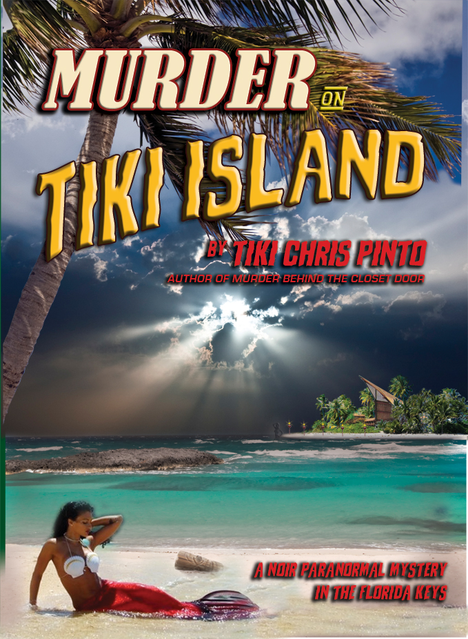 murder on tiki island cover marina the fire eating mermaid christopher pinto